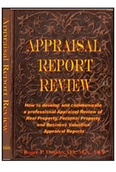 roger durkin author appraisal-report-review
