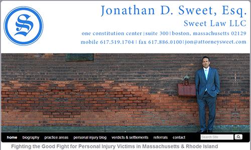 Website Design Portfolio Social Law Library Boston Ma
